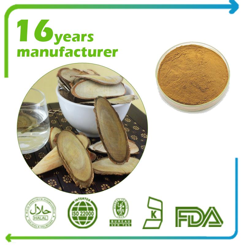 Tongkat Ali Root Extract 20:1 TLC (Eurycoma Longifolia Jack Extract 20:1 TLC)
