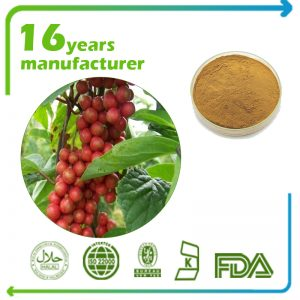 Schisandra Chinensis Extract 10:1 TLC