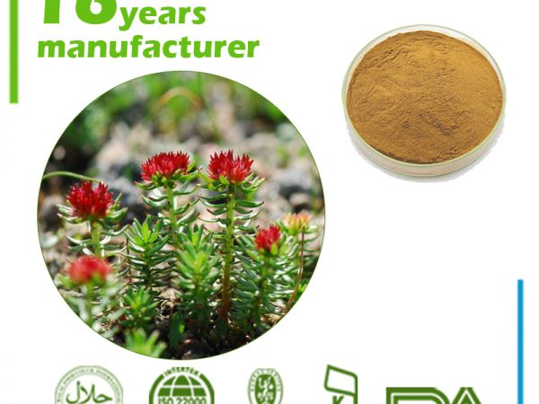 Rhodiola Rosea Extract Salidrosides 1% HPLC
