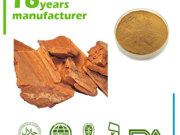 Yohimbine Bark Extract Yohimbine 2% HPLC