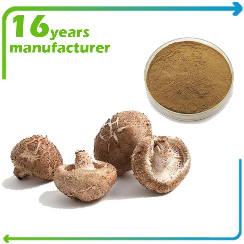 Shitake Mushroom Extract 30% Beta Glucan