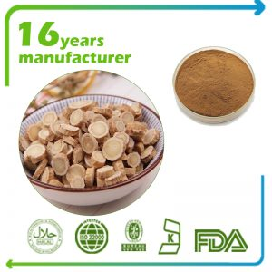 Astragalus Extract Astragaloside 3% HPLC