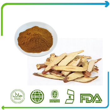 Licorice Extract Glycyrrhizin Acid 6% HPLC (22% Gravimeter)