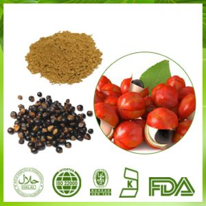 Guarana Seed Extract Caffeine 22% HPLC (100% Water Soluble)