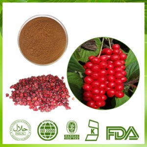 Schizandra Fruit Powder (Schisandra Berry Powder)