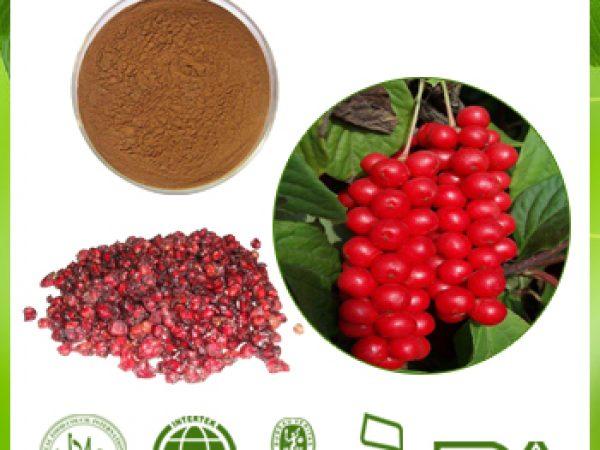 Schisandra Fruit Extract Schisandrins 2% UV