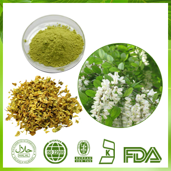 Sophora Japonica Extract Quercetin Dihydrate 95% HPLC (Granular)