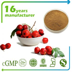 Hawthorn Berry Extract Flavone 2% UV (Canada)