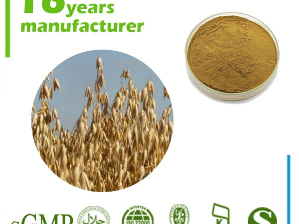 Oat Straw Extract 10:1 TLC (Canada)