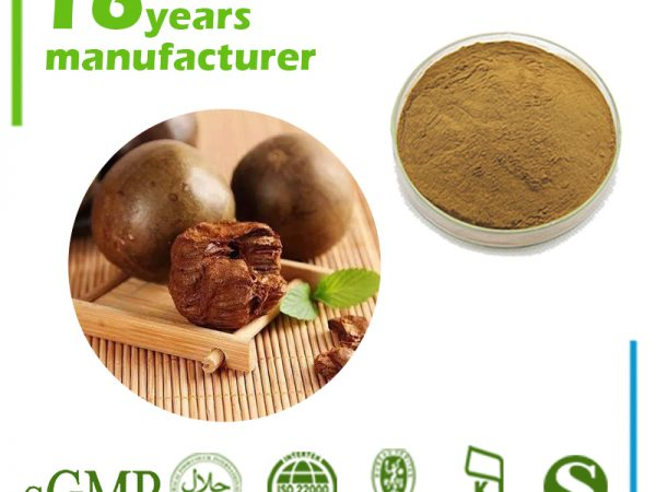 Luo Han Guo Extract Mogroside-V 25% HPLC,  Mogrosides 80% (Monk Fruit Extract)