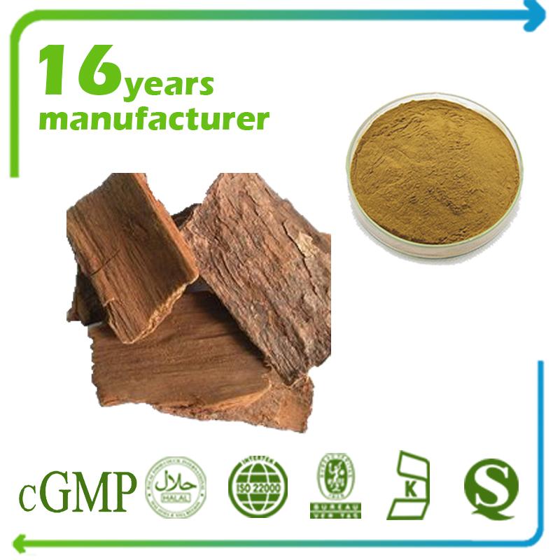 Yohimbine Bark Extract Yohimbine 8% HPLC