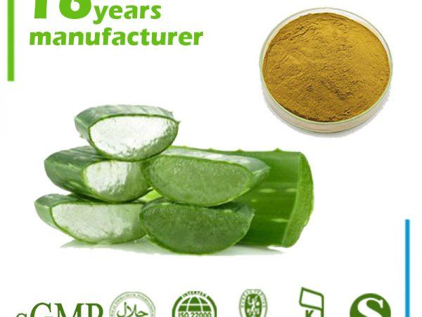 Aloe Vera Extract 4:1 TLC