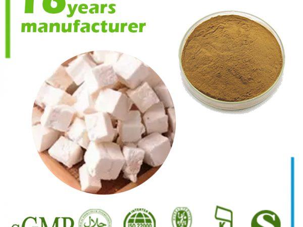 Poria Cocos Powder 80Mesh TLC (Poria Mushroom Powder)