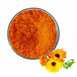 Marigold Flower Extract Zeaxanthin 5% Beadlets HPLC