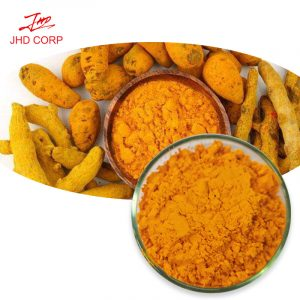 Turmeric Extract Curcuminoids 95% HPLC (100% Natural, Carbon 14, ID, HPTLC passed)
