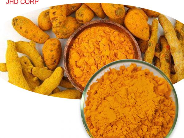 Turmeric Extract Curcuminoids 95% HPLC (100% Natural, Carbon 14, ID, HPTLC passed)