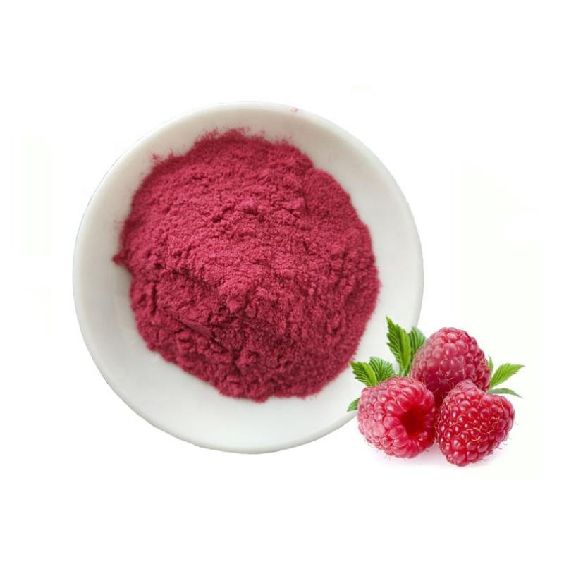 Organic Raspberry Fruit Powder