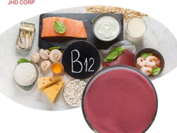 Vitamin B 12 (1% Methylcobalamin)
